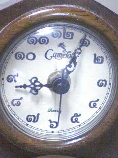 タイの時計