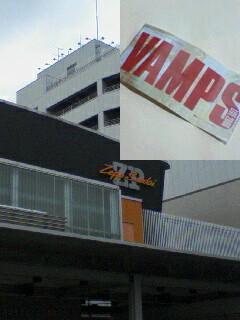 VAMPS LIVE SENDAI