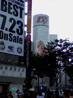 原宿&渋谷